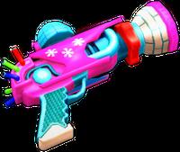 Dead rising Stilts Snowball Cannon