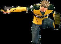 Dead rising magician sword jump