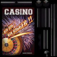 Sign square Casino