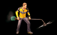 Dead rising weed tendonizer holding (2)