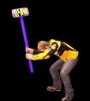Dead rising space hammer alternate (5)