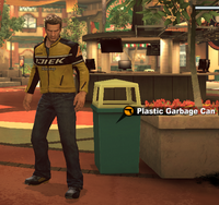 Dead rising Plastic Garbage Can (2)