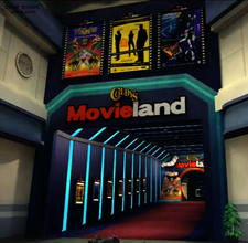 Dead rising colbys movieland
