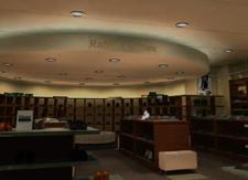 Rafael's Shoes Interior