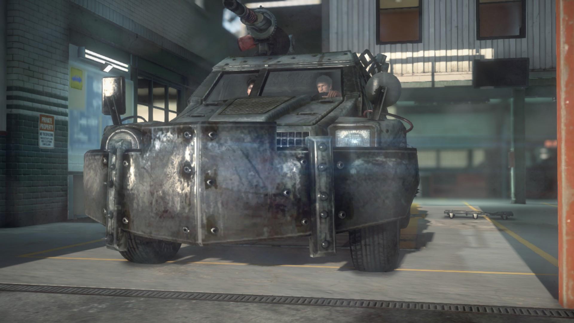 Get to the Quarantine Station