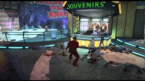 Dead rising off the record carnival amusement games MidWay-G-Matron 2525