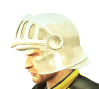 Dead rising Knight Helmet 2