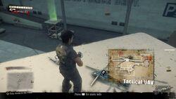 Tactical UAV Blueprints Truck 2
