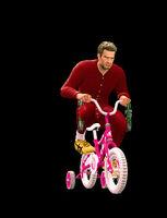 Dead rising kid's bike riding ready