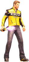 Dead rising electric prod holding