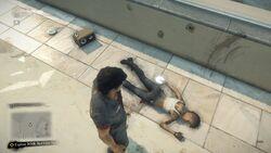 Angel's Corpse
