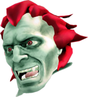 Dead rising Funny Zombie Mask 2