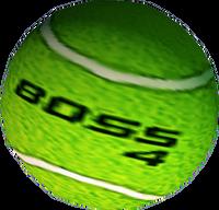Dead rising Tennis Ball