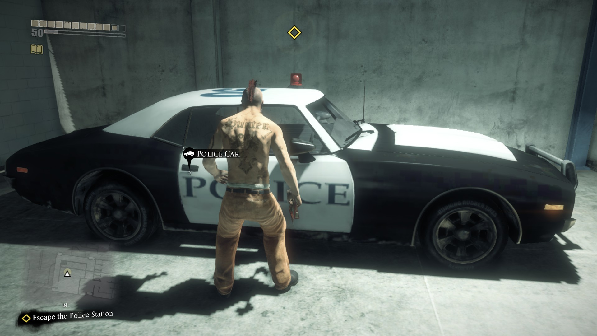 Escape the Police Station