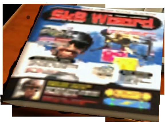 Skateboarding (Dead Rising 2) /import