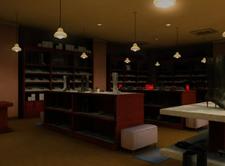 Shoekins Interior
