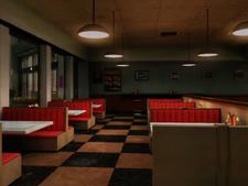 Jill's Sandwiches Interior