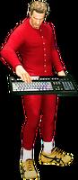 Dead rising keyboard holding
