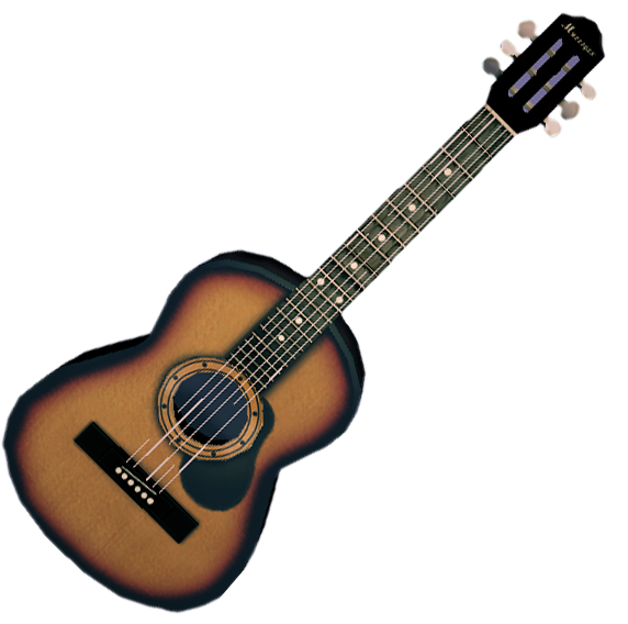 Acoustic Guitar (Dead Rising 2)