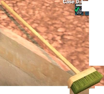 Push Broom (Dead Rising 2)