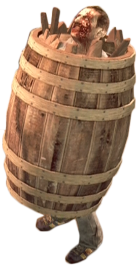 Dead rising case 0 large barrel on zombie (2).png