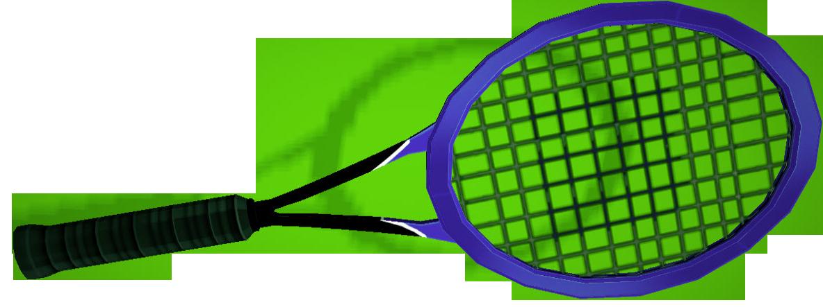 Tennis Racquet (Dead Rising 2)