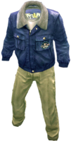 Dead rising Willamette Mall Security Uniform 4