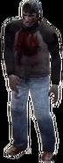 Dead rising zombie football jock