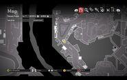 Miami Boardwalk Capcom Star Map