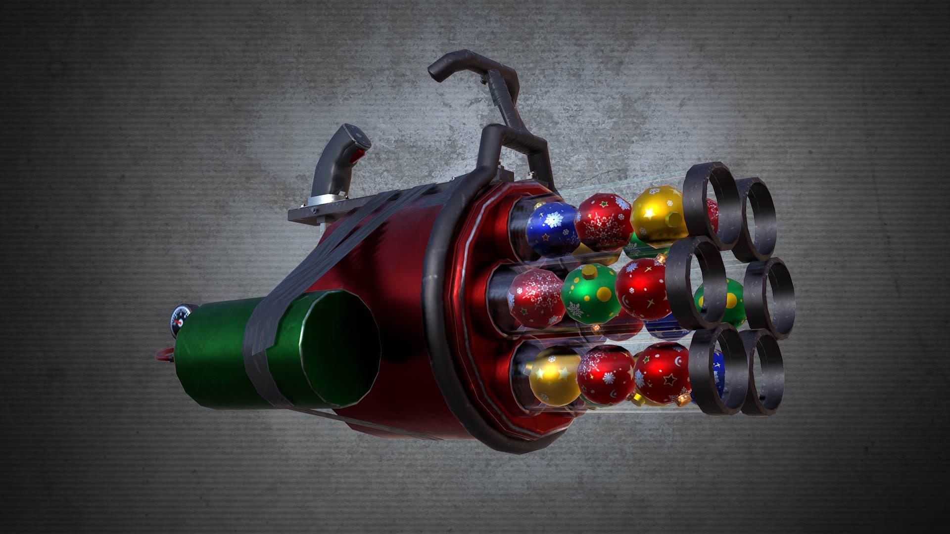Ornament Gun