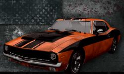 Dead rising 3 muscle car