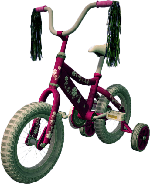 Kid's Bike (Dead Rising 2)