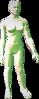 Dead rising Mannequin Female 2