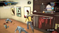 Dead rising 2 sportrance sporty track suit