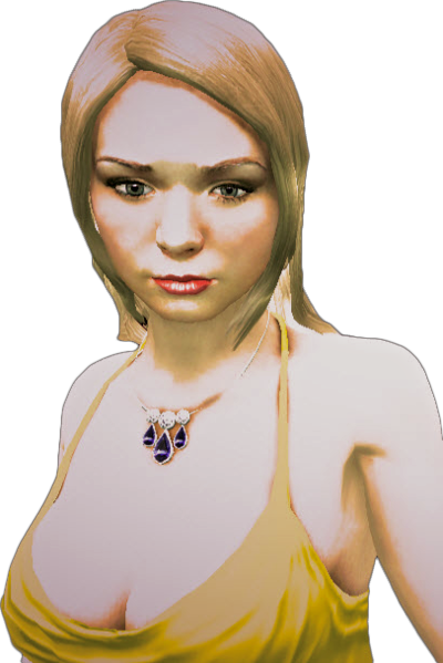 Leah (Dead Rising 2)