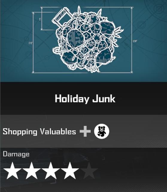 Holiday Junk
