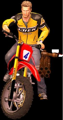 Bazooka Bike
