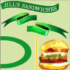 Dead rising jill's sandwiches sign