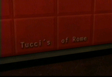 Dead rising tuccis of rome sign