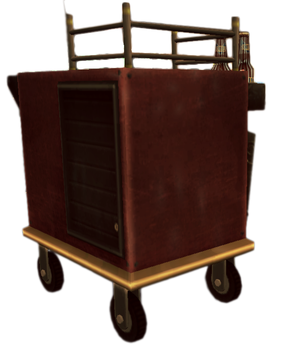 Drink Cart (Dead Rising 3)