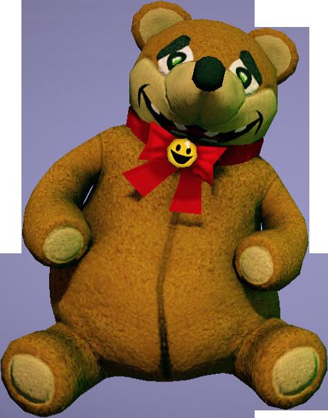 Robot Bear (Dead Rising 2)