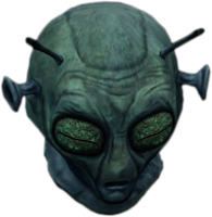 Dead rising Alien Head 2