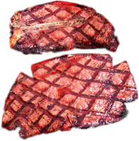 Dead rising Steak skin