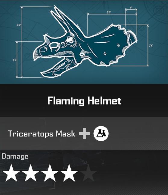 Flaming Helmet (Dead Rising 4)