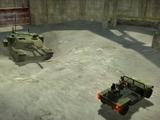 XM3 Prototype Tank