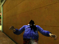 Dead rising zombies burnt by frying pan (4)