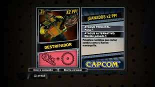 Combo DR2 - Destripador