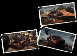 Dead rising Muscle Car pics