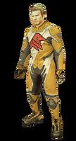 Dead rising TIR Uniform 2