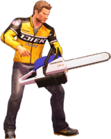 Dead rising chainsaw starting